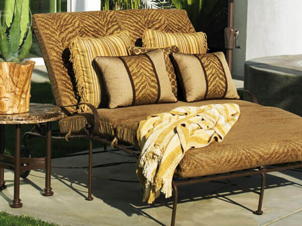 Patio Furniture Cushions, Sunbrella Dealer OC