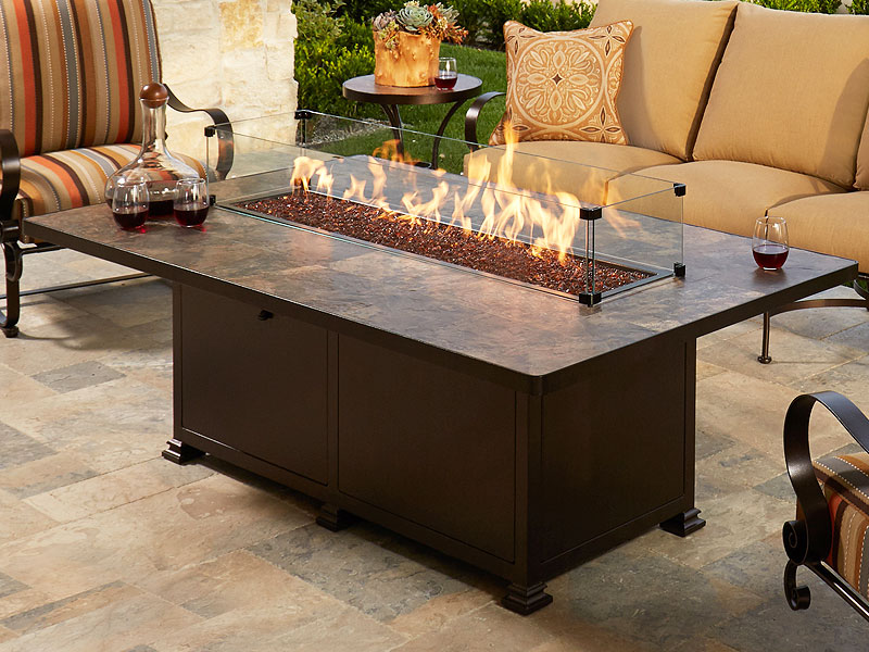 Gas Fire Pit Table Near Fountain Valley, CA