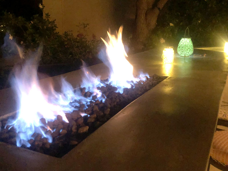 Southern California's Indoor Fire Pits Repair & Service