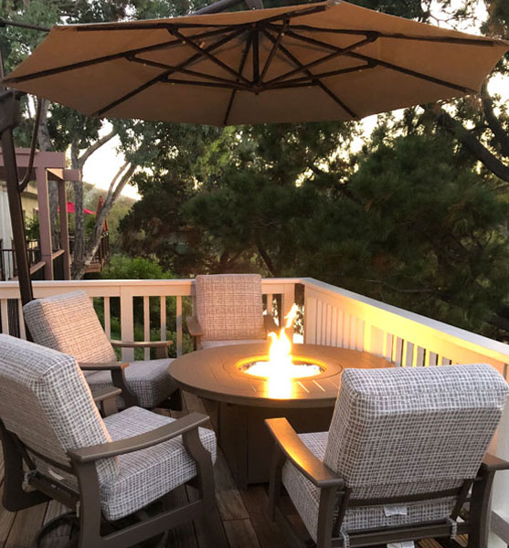 Outdoor Patio Heaters & Fire Pits Near Chino Hills