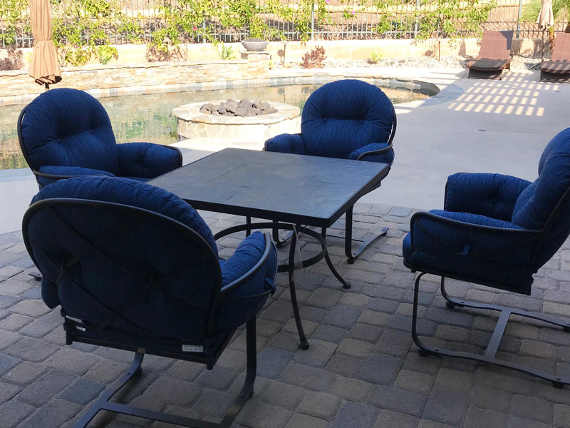 Cambria Patio Furniture.Wrought Iron Patio Furniture Sets Orange County Ca Outdoor Tables