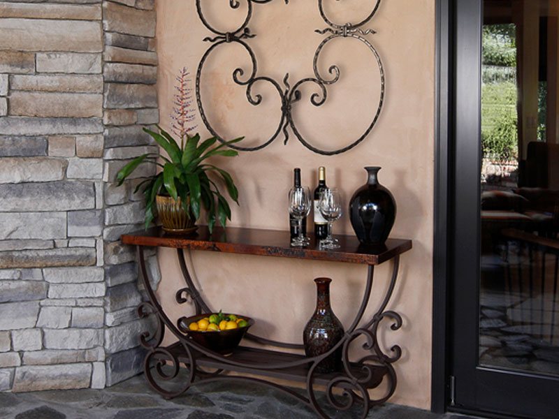 Laguna Hills Ornamental Iron Wall Art
