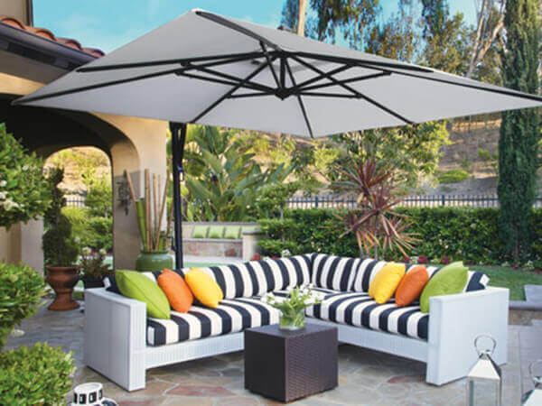 Patio Umbrellas Sales, Repairs, Recovers Orange County